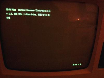 Amstrad PCW success - HxC Floppy Drive Emulator